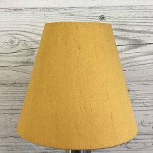 Clip on Candle Shade Gold
